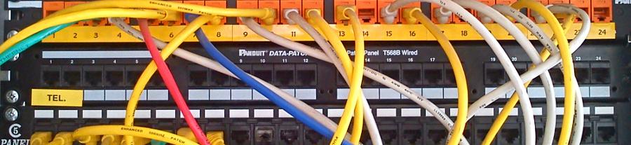 telekomunikace, sítě LAN-WAN a komplexní služby v oblasti slaboproudých a silnoproudých instalací